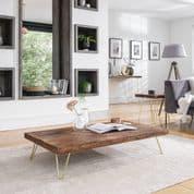 Wooden Tripod Floor Lamp   Home Accessories